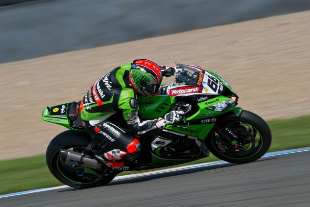 WSBK: Qualifying Results from Donington Park tom sykes wsbk kawasaki racing donington park 635x423