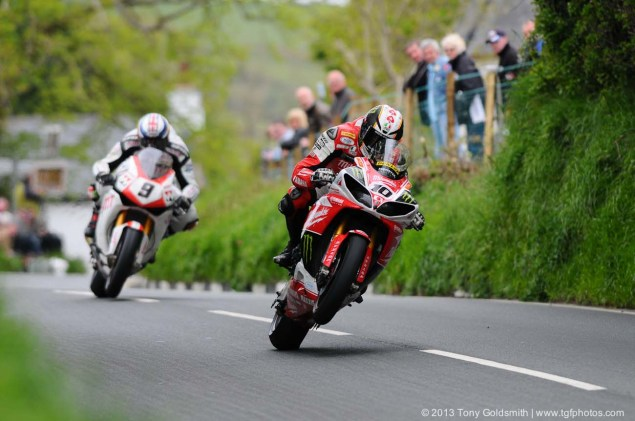 IOMTT: Barregarrow with Tony Goldsmith Barregarrow Superbike TT race Isle of Man TT Tony Goldsmith 06 635x421