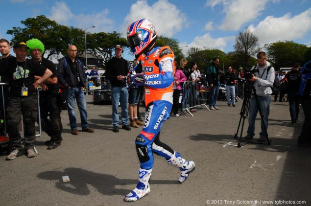 IOMTT: Glencrutchery Road with Tony Goldsmith Glencrutchery Road Isle of Man TT Tony Goldsmith 04 635x421