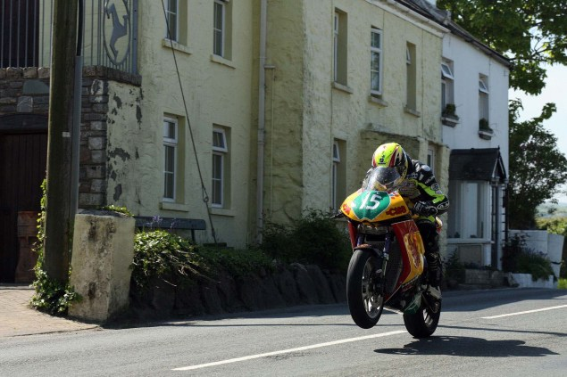 IOMTT: Rhencullen with Richard Mushet Rhencullen 2013 Isle of Man TT Richard Mushet 05 635x423