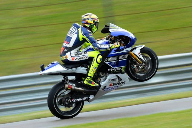 MotoGP: Race Results from the Dutch TT valentino rossi assen dutch tt motogp yamaha racing 635x423