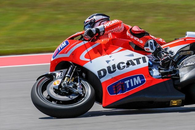 Silly Season: How Ducati Became the Hot Ticket in MotoGP 2013 desmosedici gp13 cota motogp jensen beeler1 635x423