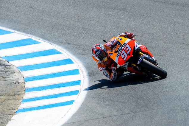 Up Close with the 2013 Honda RC213V Marc Marquez MotoGP Laguna Seca Jensen Beeler 3 635x423