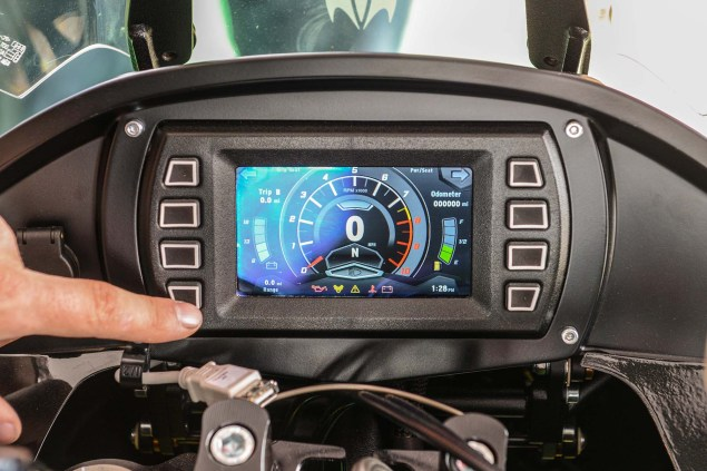 A Motorcycle Service Manual in Your Dash? A Look at the Motus MSTs All Glass Cockpit Motus Motorcycles MST R LCD dash 01 635x423