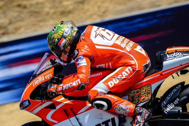 Photos: Nicky Haydens Laguna Seca Helmet Nicky Hayden Laguna Seca MotoGP Helmet Jensen Beeler 11 635x423