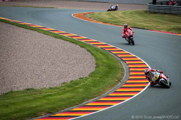 Saturday at Sachsenring with Scott Jones Saturday Sachsenring German GP MotoGP Scott Jones 08 635x422