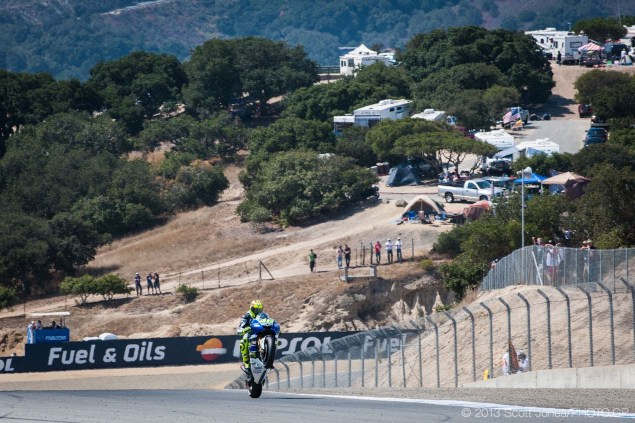 Sunday Summary at Laguna Seca: Of Marquezs Achievements, The Legality of the Pass, & The Lone Yamaha Sunday Laguna Seca US GP MotoGP Scott Jones 04 635x423