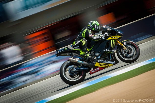 Rating the Riders of MotoGP: Cal Crutchlow – 8/10 cal crutchlow monster yamaha tech 3 motogp scott jones 635x422