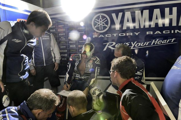 MotoGP: Lorenzo Damages Collarbone in Crash, Wont Race jorge lorenzo sachsenring motogp yamaha racing 635x423