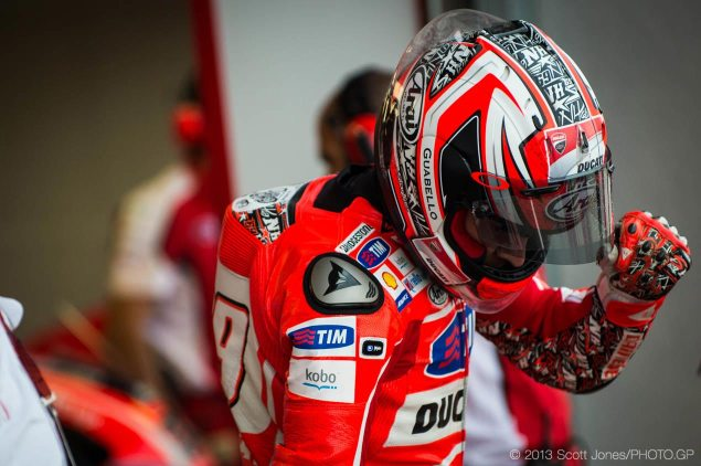 Nicky Hayden Confirms Departure from Ducati Corse nicky hayden motogp ducati corse scott jones 635x422