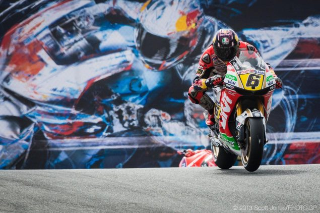 Rating the Riders of MotoGP: Stefan Bradl – 7/10 stefan bradl laguna seca us gp motogp scott jones 635x422