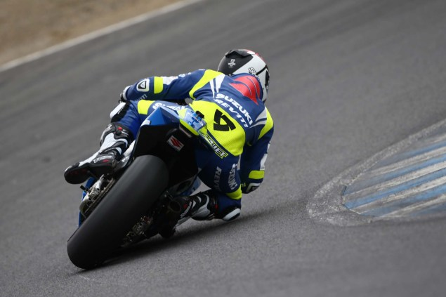 Photos: Suzuki MotoGP Team Testing at Motegi with RdP Suzuki Racing MotoGP Motegi test 20 635x423