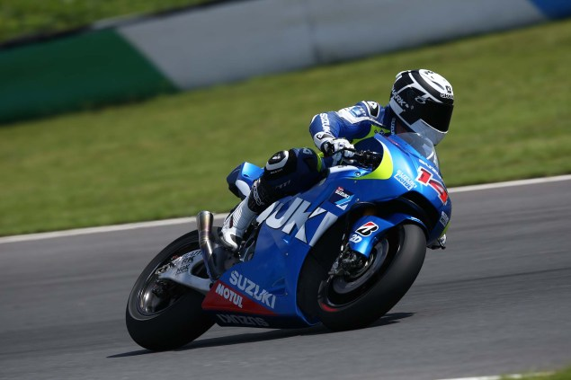 Photos: Suzuki MotoGP Team Testing at Motegi with RdP Suzuki Racing MotoGP Motegi test 38 635x423