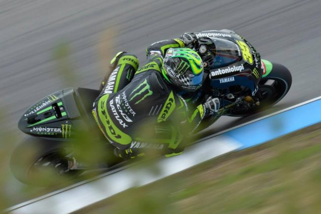 MotoGP: Qualifying Results from Brno cal crutchlow brno motogp monster yamaha tech 3