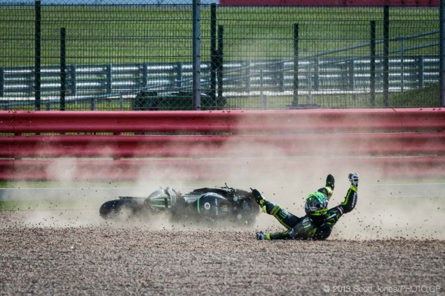 Rating the Riders of MotoGP: Cal Crutchlow – 8/10 Sunday Silverstone British GP MotoGP Scott Jones 22 635x423