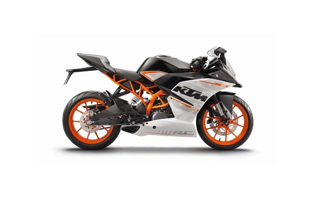 KTM RC390 Coming to America   $5,499 2014 KTM RC390 white 03 635x400
