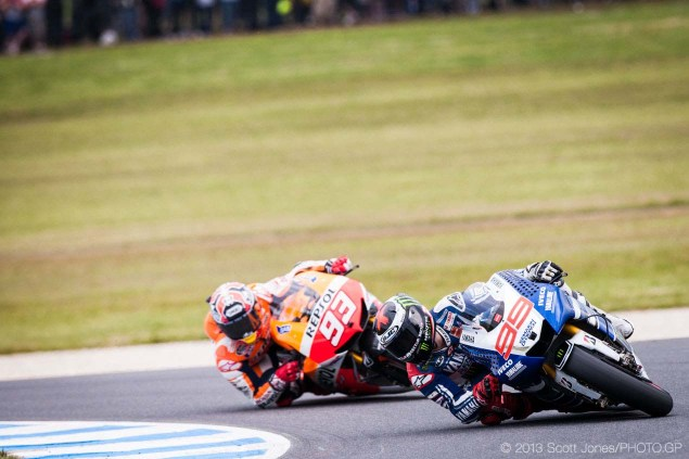 MotoGP: Race Results from Phillip Island Sunday Phillip Island Australian GP MotoGP 2013 Scott Jones 05 635x423