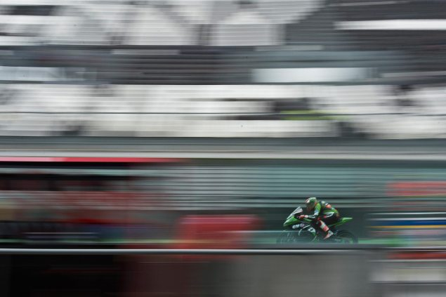 WSBK: Qualifying Results from Magny Cours tom sykes kawasaki racing wsbk 635x423