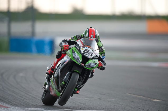 WSBK: Race Results for Race 2 at Magny Cours tom sykes race 2 wsbk mangy cours kawasaki racing 635x422