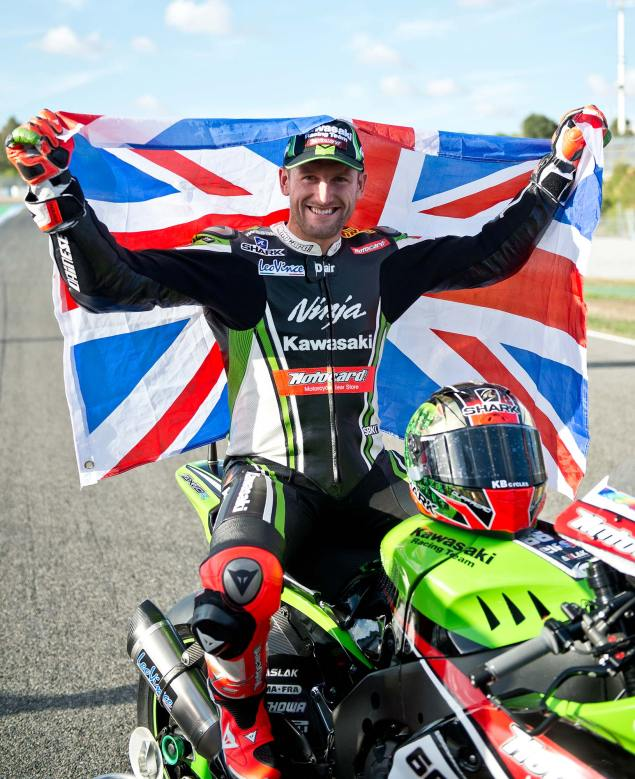Tom Sykes is the 2013 WSBK World Champion tom sykes wsbk world champion 635x779