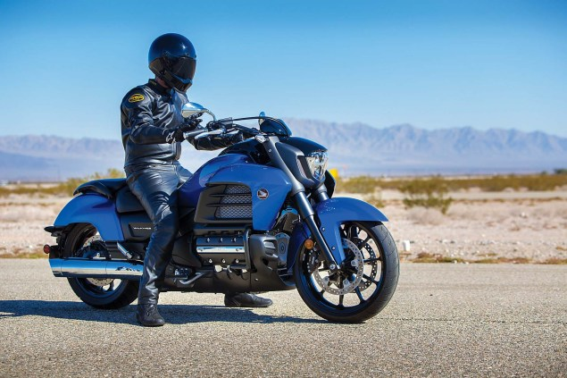 2014 Honda Valkyrie    Your Valhalla of Power Cruisers? 2014 Honda Valkyrie 02 635x423