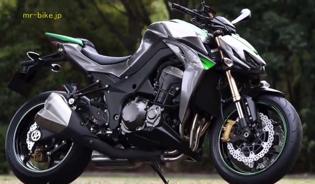 More Photos and Video of the 2014 Kawasaki Z1000 2014 Kawasaki Z1000 video leak 05 635x370