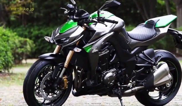 More Photos and Video of the 2014 Kawasaki Z1000 2014 Kawasaki Z1000 video leak 25 635x372