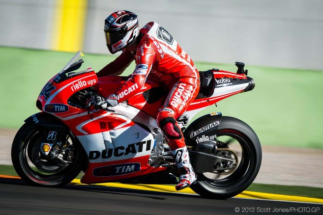 Rating the Riders of MotoGP: Andrea Dovizioso – 5/10 2014 Saturday Valencia MotoGP Scott Jones 11 635x422