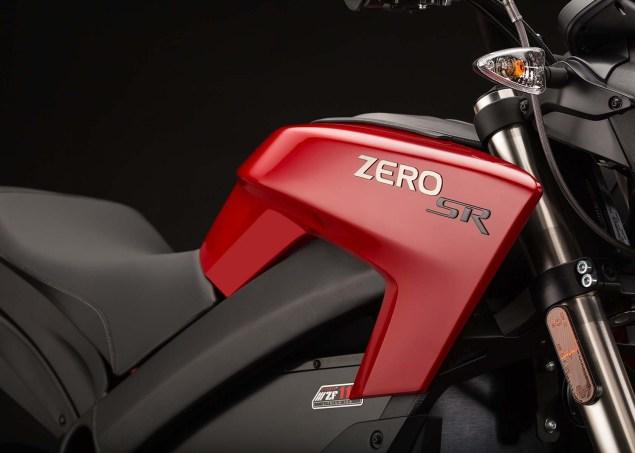 Zero Motorcycles Debuts New Zero SR at EICMA 2014 Zero Motorcycles Zero SR 20 635x453