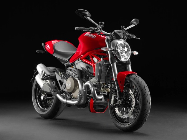 2014 Ducati Monster 1200   Water Cooling an Icon 2104 Ducati Monster 1200 16 635x475