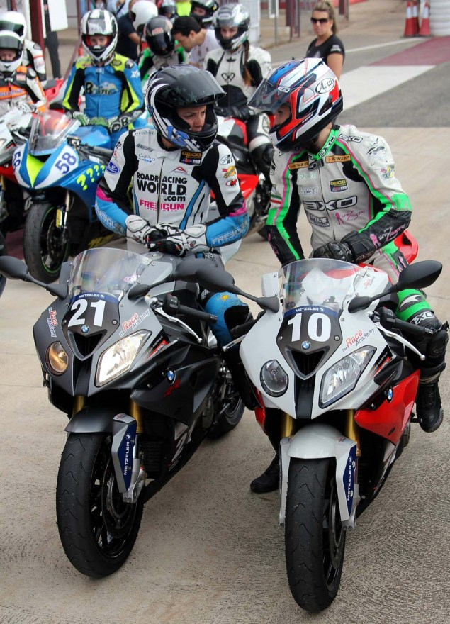FIM Organizing More Road Racing Camps for Women FIM Women Road Racing Training Camp 23 635x880