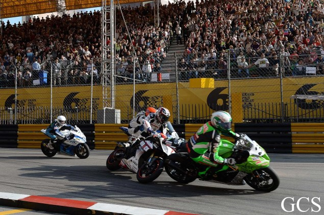 Were These the Luckiest Guys at the Macau GP? Macau GP crash 4 635x422