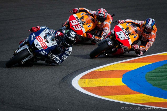 MotoGP: Race Results from Valencia Sunday Valencian GP MotoGP Valencia Scott Jones 01 635x423