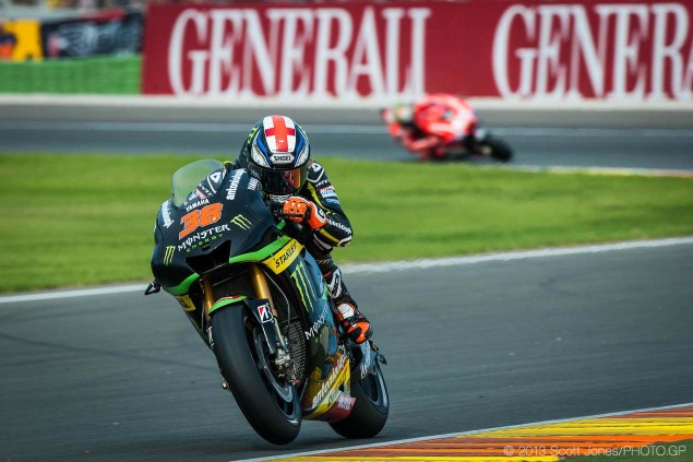Rating the Riders of MotoGP: Bradley Smith – 8/10 Sunday Valencian GP MotoGP Valencia Scott Jones 12 635x423