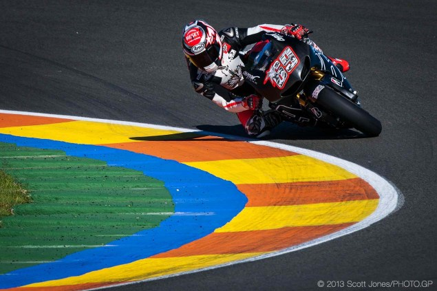 Rating the Riders of MotoGP: Nicky Hayden – 6/10 Tuesday Valencia MotoGP Test Scott Jones 02 635x423