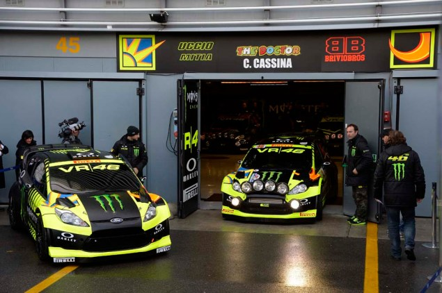 Picts & Video of Valentino Rossi at the Monza Rally Show Valentino Rossi 2013 Monza Rally Show 14