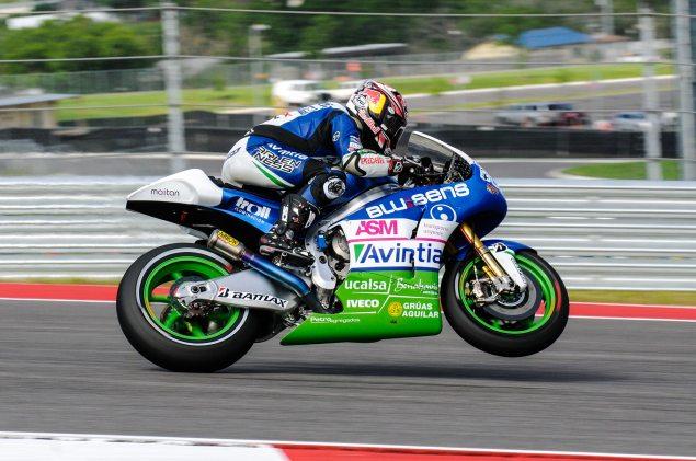 MotoGP: Hiroshi Aoyama Confirmed at Aspar for 2014 hiroshi aoyama motogp cota jensen beeler 635x421