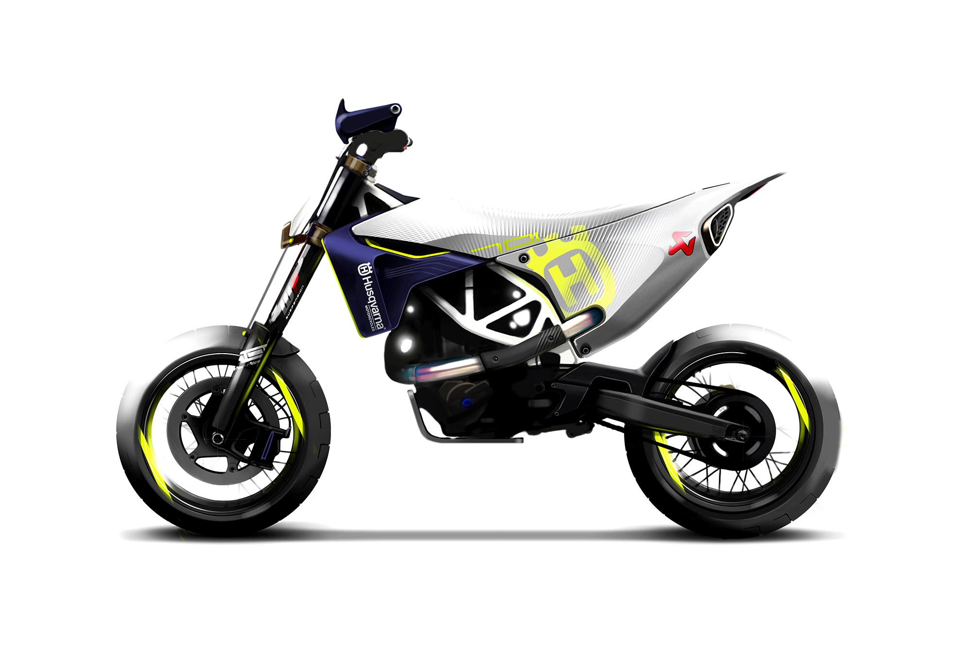 photos husqvarna 701 concept a future supermoto. Black Bedroom Furniture Sets. Home Design Ideas