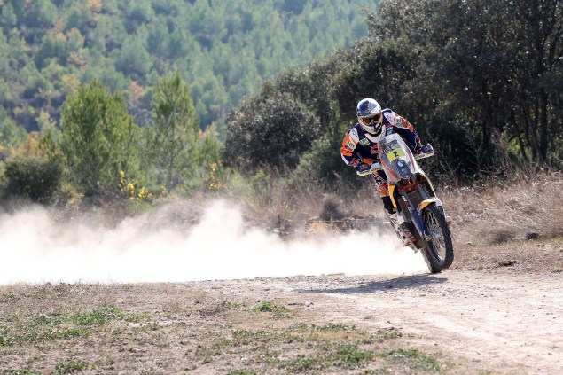 Video: KTM Readies for the 2014 Dakar Rally 2014 KTM Dakar Rally Coma 01 635x423