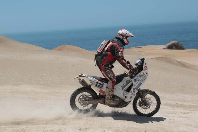 Belgiums Eric Palante Has Died Racing in the Dakar Rally Eric Palante Dakar Rally 02 635x423
