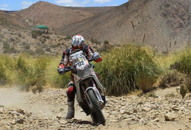 Belgiums Eric Palante Has Died Racing in the Dakar Rally Eric Palante Dakar Rally 06 635x434