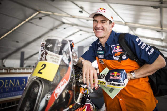 Marc Coma Takes His Fourth Career Dakar Rally Victory Marc Coma Dakar Rally KTM 05 635x422
