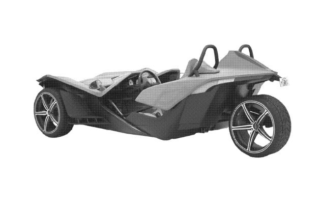 Polaris Slingshot   A Side by Side Trike Thats Coming Soon Polaris Slingshot three wheeler trike 01 635x423