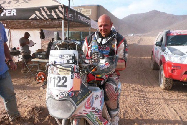 Belgiums Eric Palante Has Died Racing in the Dakar Rally eric palante dakar rally