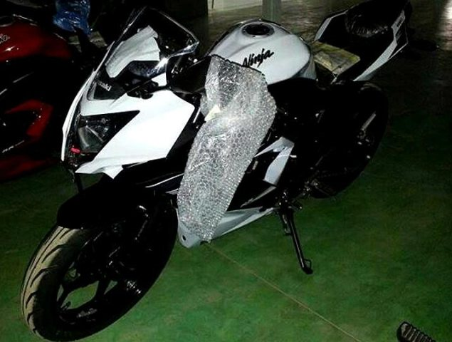 Kawasaki to Release a Single Cylinder 250cc Sport Bike? kawasaki 250cc single cylinder