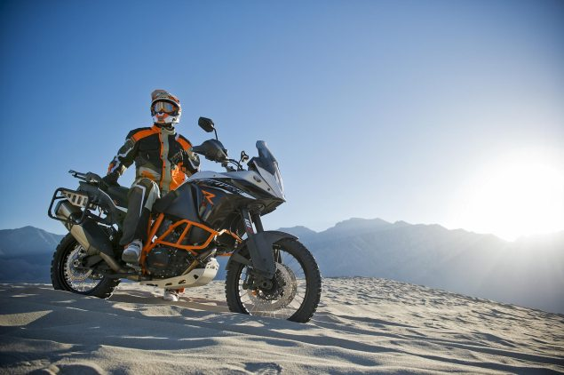 KTM Reports Record Sales for 2013   Tops BMW Again ktm 1190 adventure boss man 635x422