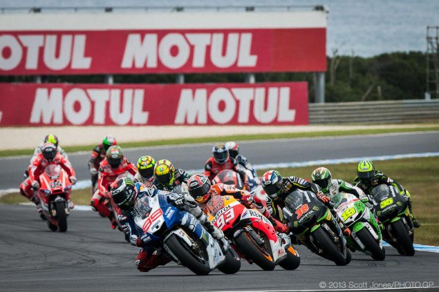 2014 MotoGP Calendar Trimmed    Doesnt Have Brazilian 2013 MotoGP 16 Phillip Island Sunday Scott Jones 635x423
