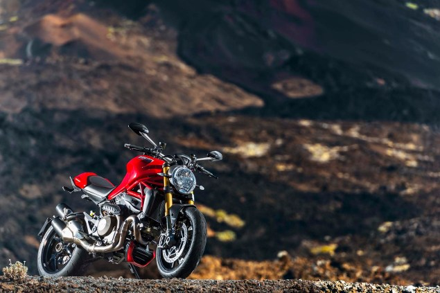 2014 Ducati Monster 1200 Mega Gallery 2014 Ducati Monster 1200 still 06 635x423