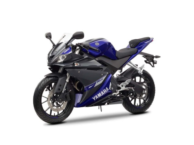 2014 Yamaha YZF R125 Debuts for Europe 2014 Yamaha YZF R125 13 635x476