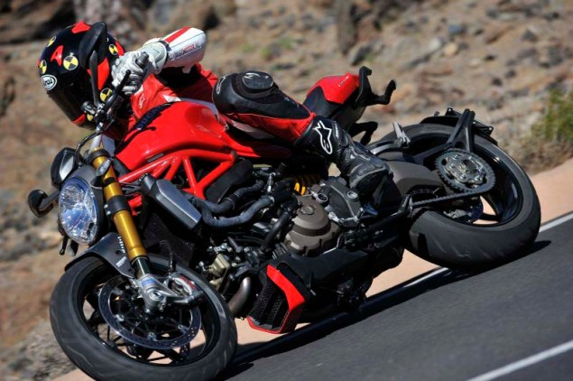 Ride Review: Ducati Monster 1200 S Ducati Monster 1200 S review Iwan van der Valk 01